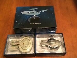 Eaglemoss Star Trek diecast