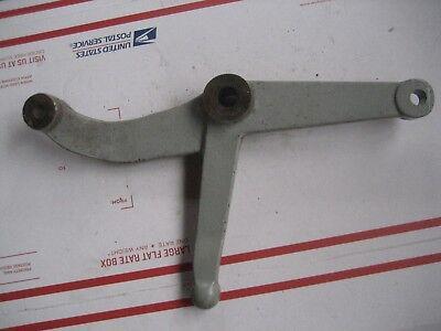 Hendey Lathe Reversing Clutch Fork Level From A Vintage Hendey Lathe