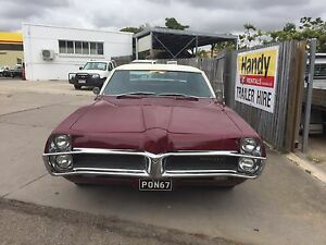 Pontiac Parisienne 1967 four door pillar less Warner Pine Rivers Area Preview