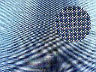 Drahtgewebe 0,25 mm Maschenw. 0,16 mm Draht, Edelstahl 100 mm x 200 mm