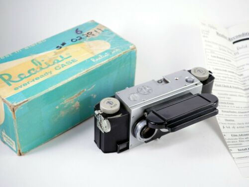 Stereo Realist camera f2.8 later model - serviced by DrT 2004 - LS3
