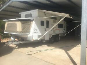 2012 Jayco Lissner Charters Towers Area Preview