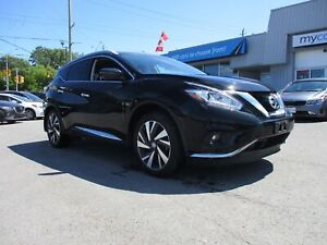 2015 Nissan Murano SL LEATHER, NAV, POWER SUNROOF!!