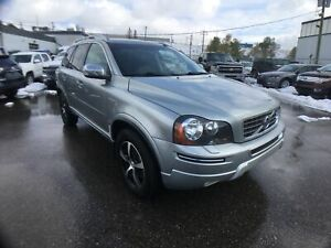 2013 Volvo XC90 3.2 - 7 passenger/ AWD/ HEATED LEATHER/REVERSE C