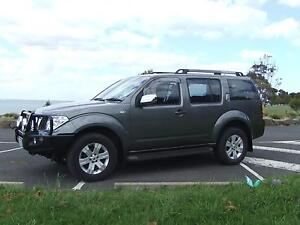 2006 Nissan Pathfinder Wagon Belmont Geelong City Preview