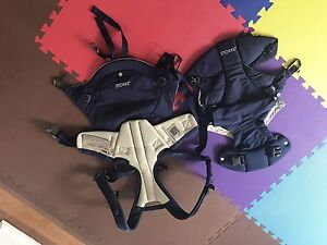 Stokke 3 in 1 baby carrier in As new condition Cremorne North Sydney Area Preview
