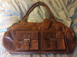 Tommy and Kate genuine leather bag