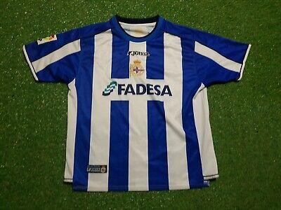 Deportivo La Coruna Trikot M 2002 2003 Joma Shirt Jersey 02/03 Fadesa image