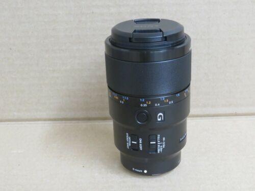 Sony SEL90M28G FE 90mm f/2.8 Macro G OSS Lens