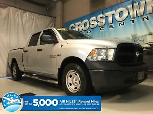 2014 Ram 1500 ST with Tradesman Package