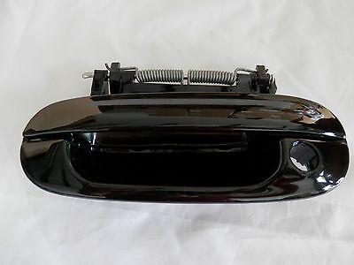 Cadillac Deville Door Handle - New OEM Cadillac Door Handle Exterior Front Driver Keyhole Black DTS Deville