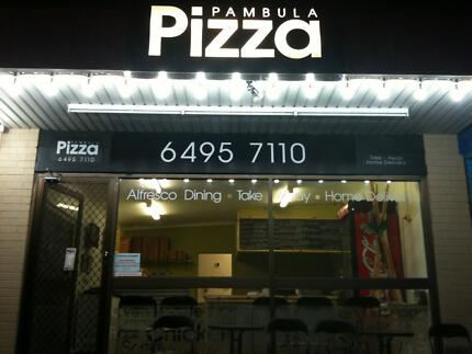 Profitable easy to run Pizza Shop Pambula Bega Valley Preview