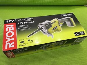 Ryobi 12V Katana Garden Pruning Saw (NEW) Brunswick East Moreland Area Preview