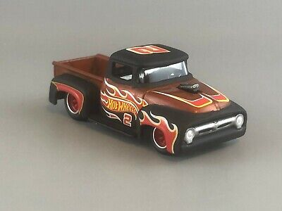 Hot Wheels Custom '56 Ford Truck 2014 K-Mart Mail In Loose