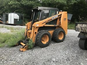 Case 430 Skid Steer