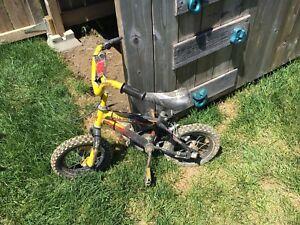 Vélos roues 12 pouces