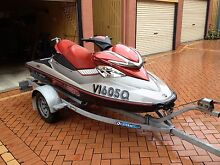 Seadoo 215 RXP supercharged jet ski for sale Norman Park Brisbane South East Preview