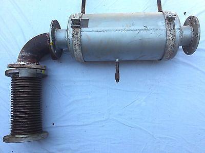 Diesel Generator OR Marine Exhaust  ()