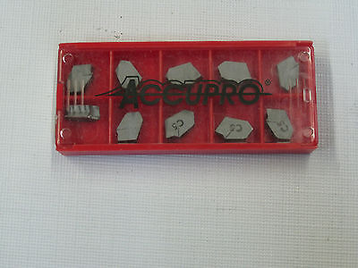 ACCUPRO AGTR-5-8-C5 Carbide Cut-off Inserts