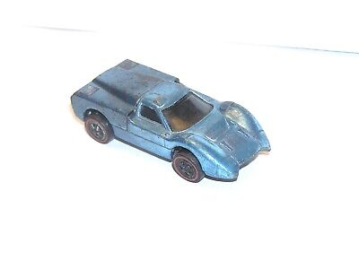 1968 Hot Wheels Redline Ford J-car US **WHITE LIGHT SPECIAL**
