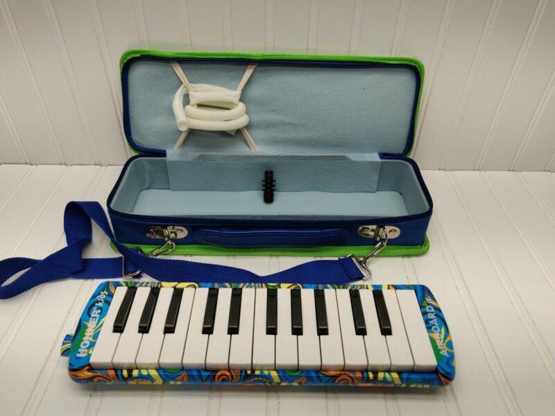 Hohner Kids Airboard Jr. HKAIR25 25-Key Portable Keyboard with Case