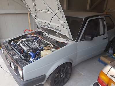 Golf 2 16V GTI Turbo