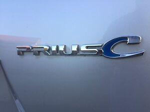Toyota Prius C, 2012 ,Rego+RWC Preston Darebin Area Preview