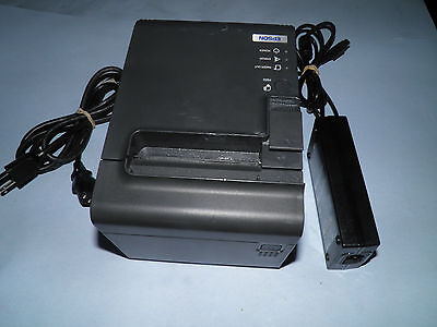 EPSON TM-L90 M165A  Label Thermal POS Receipt Printer with Power Supply Serial (Epson L90)