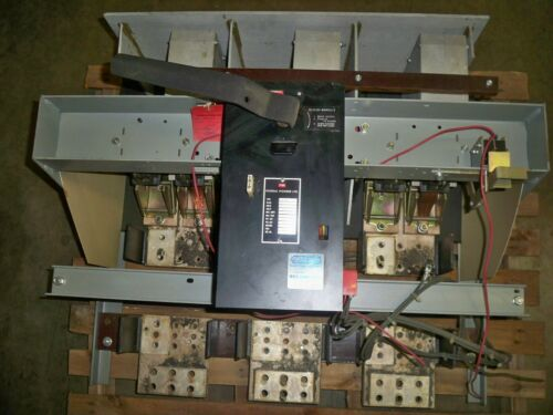 30PL 3000A 3p 500V Federal Pioneer Switch  Used  E-OK