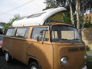 1972 Volkswagen Kombi - Rare Dormobile Kamper - Runs and Drives! Dingley Village Kingston Area Preview