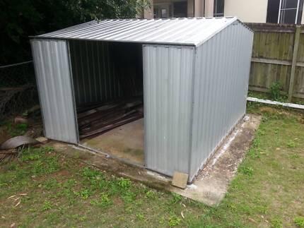 Double door Garden Shed - used