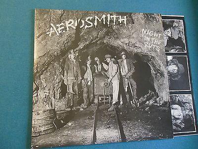 Aerosmith - Night In The Ruts - Original