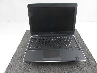 DELL LATITUDE E7240 CORE I5-4300U 128GB SSD 8GB RAM NO O.S/BATT