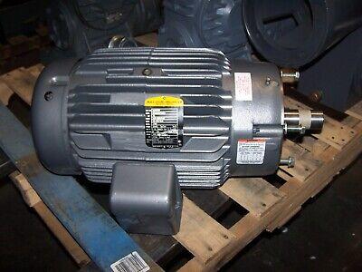New Baldor 15 Hp Ac Electric Motor Vm2333t 254tc Frame 1760 Rpm 208-230460 Vac