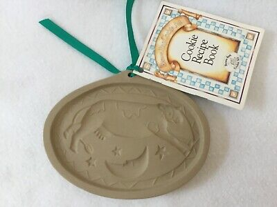 Brown Bag Cookie Art Cookie Mold~The Cow Jumped Over The Moon~New with