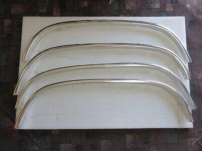 wheel well trim 88-98 Chevy C/K Pickup Truck Fender Trim molding 1500/2500/3500.