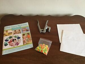 Cloth diaper sewing book, patterns, and tools