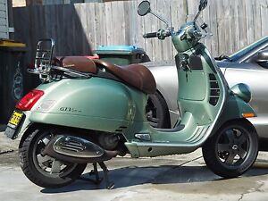 Vespa 250 gtv Dee Why Manly Area Preview