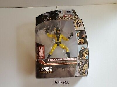 2006 Hasbro Marvel Legends YELLOWJACKET Blob BAF Series New Sealed
