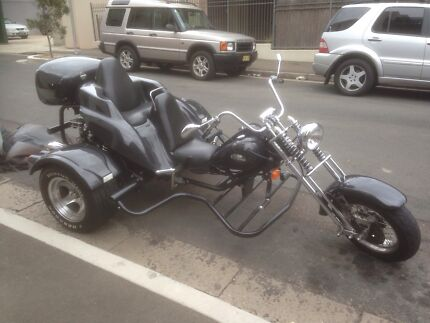 OzTrike Dominator 2 Allambie Heights Manly Area Preview