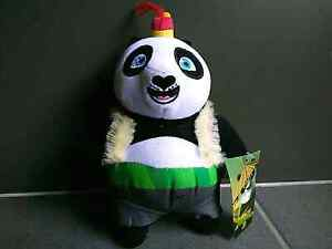 Brand NEW Po Kung Fu Panda Plush Toy With Tag South Morang Whittlesea Area Preview