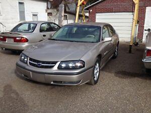 2003 Impala 3.8