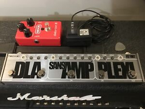 Tech 21 Fly Rig 5     Guitar FX like new