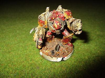 Warhammer 40k Chaos Space Marines Obliterator, Metal