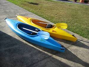 Q-KAYAK SPRITE POLY KAYAK Coffs Harbour Coffs Harbour City Preview