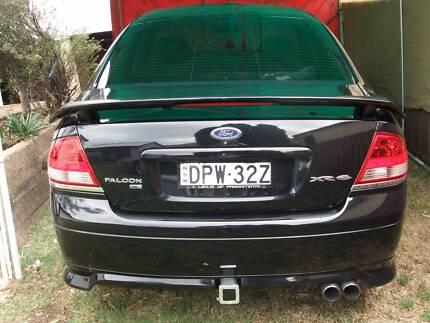 black ford xr 6