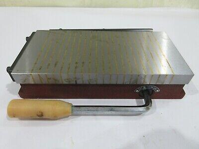 Savon 5 X 10 Permanent Magnetic Chuck Standard Pole