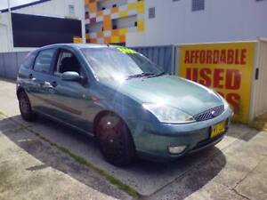 2003 Ford Focus Hatchback 1 Year Roadside Assist Woy Woy Gosford Area Preview
