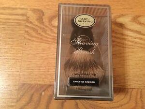 Art of Shave Fine Badger Brush