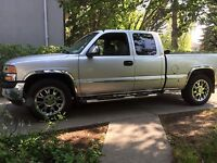 Half ton pickup/full size man. For hire